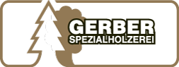 SPEZIALHOLZEREI Stefan Gerber Logo
